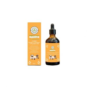 petwell hemp seed oil for cats