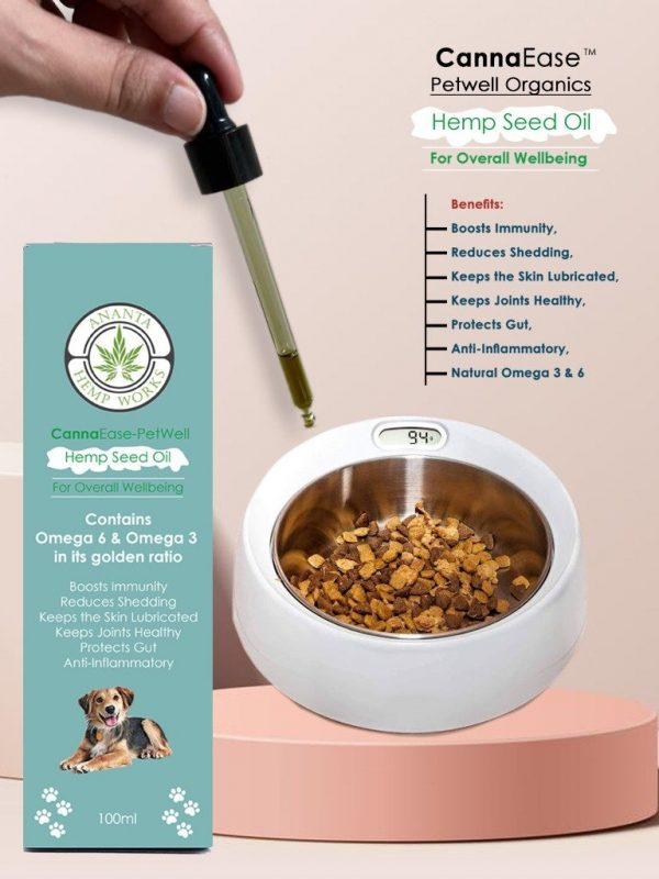 benefits of hemp seed oil for dogs